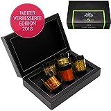 Hallingers Gewürz-Set Jäger und Sammler 5x Miniglas in MiniDeluxe-Box, 1er Pack (1 x 80 g)