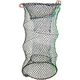 HONORS 漁具 魚捕り 魚キラー 魚網 仕掛け 折り畳み式 軽量 コンパクト 餌を入れて待つだけ エビ/カニ/魚など ばっちり捕獲 2サイズ