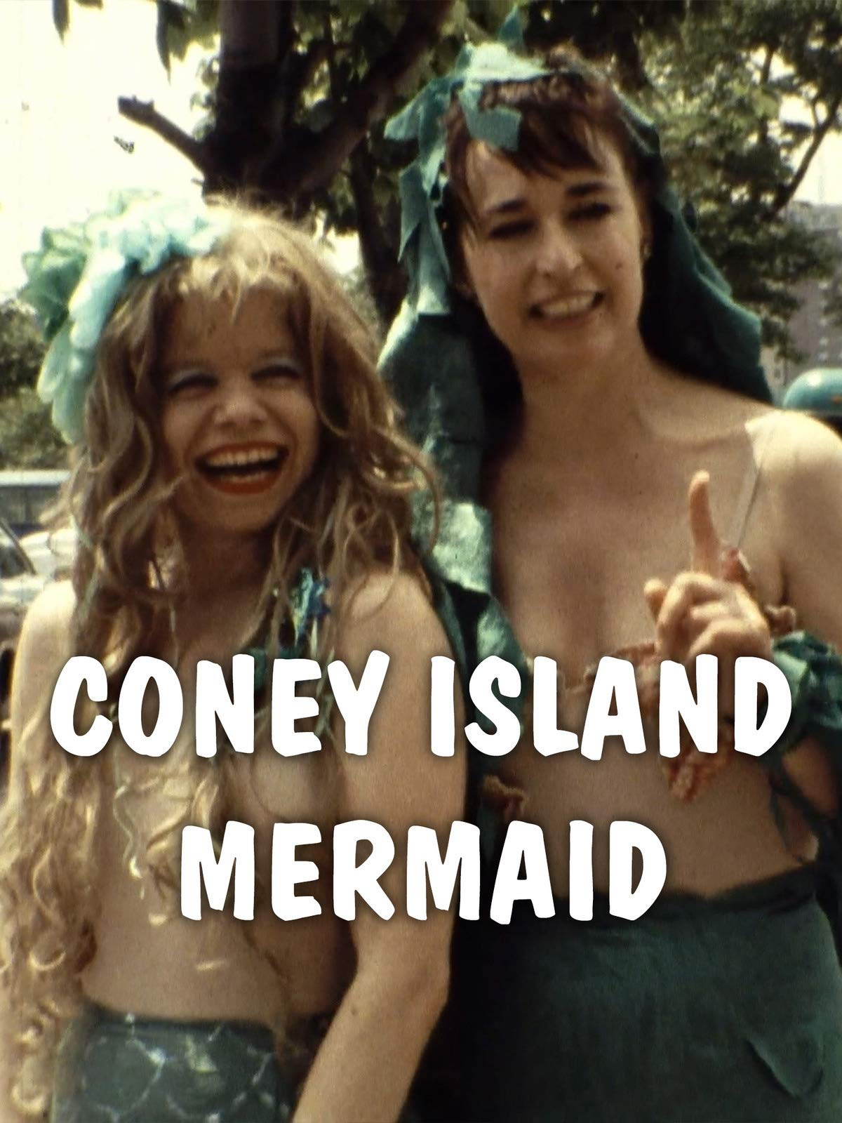 Coney Island Mermaid