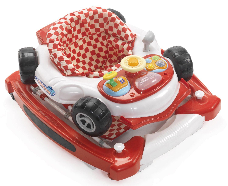 Amazon.com: Mi Niño Coche andador (rojo): Baby