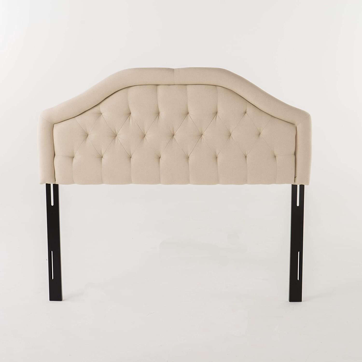 Christopher Knight Home Angelica Headboard, King / Cal King, Beige
