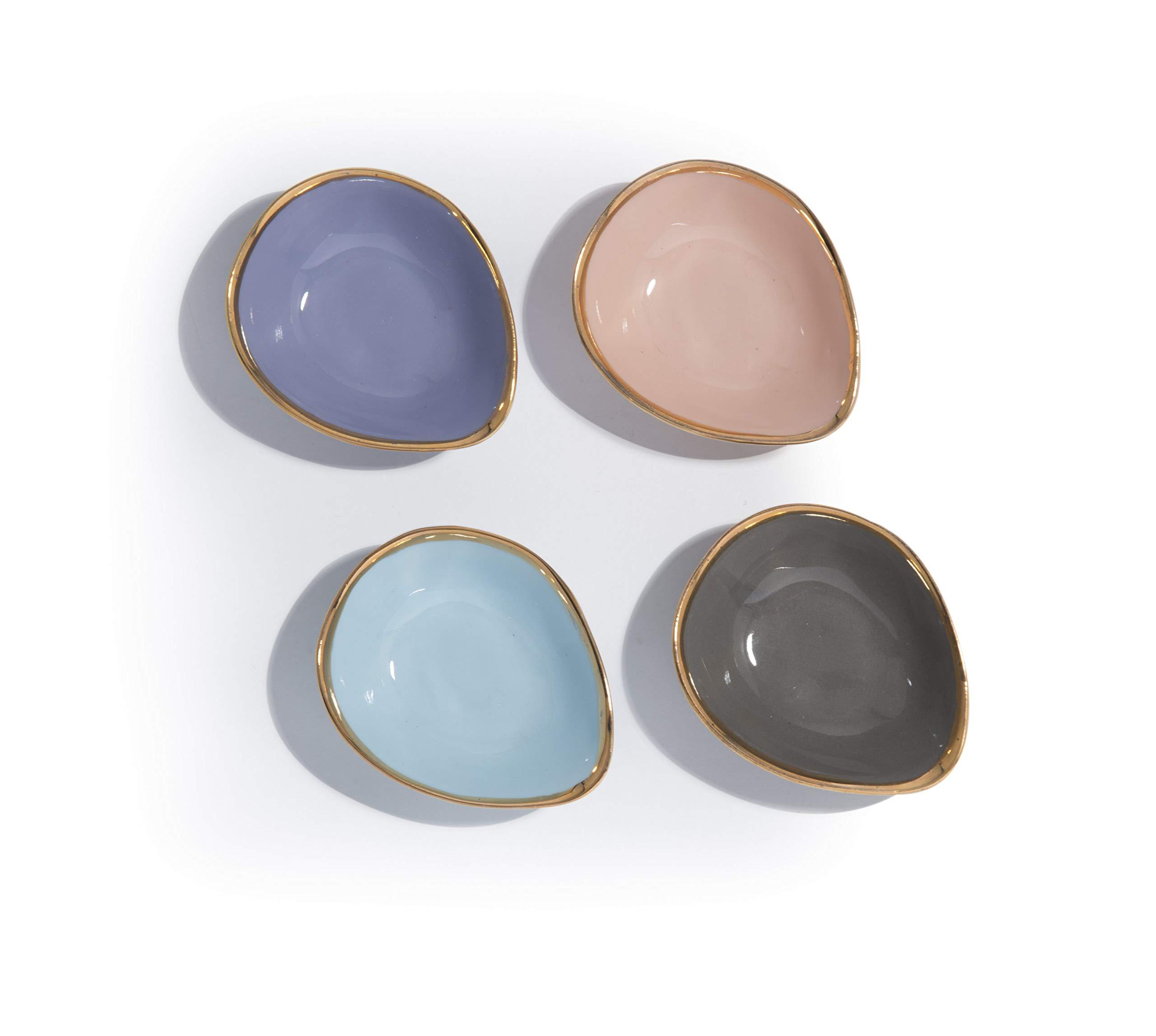 Shiraleah Home Ria Trinket Dish Set, 2 Piece
