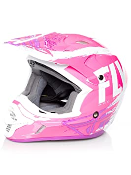 Fly Racing Kinetic Burnish Casco