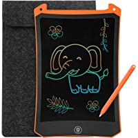 LCD Writing Tablet,LEYAOYAO Boogie Board with Protect Bag, Colorful Screen Drawing Board 8.5 Inch Doodle Pad,Traveling…
