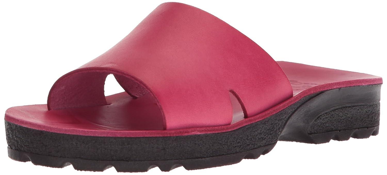 Jerusalem Sandals Women's Bashan Molded Footbed Slide Sandal B075KXY2YS 38 Medium EU (7-7.5 US)|Pink