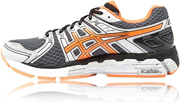 para Hombre ASICS Gel-Forte (2E Ancho) Zapatillas de Running (uk9 ...