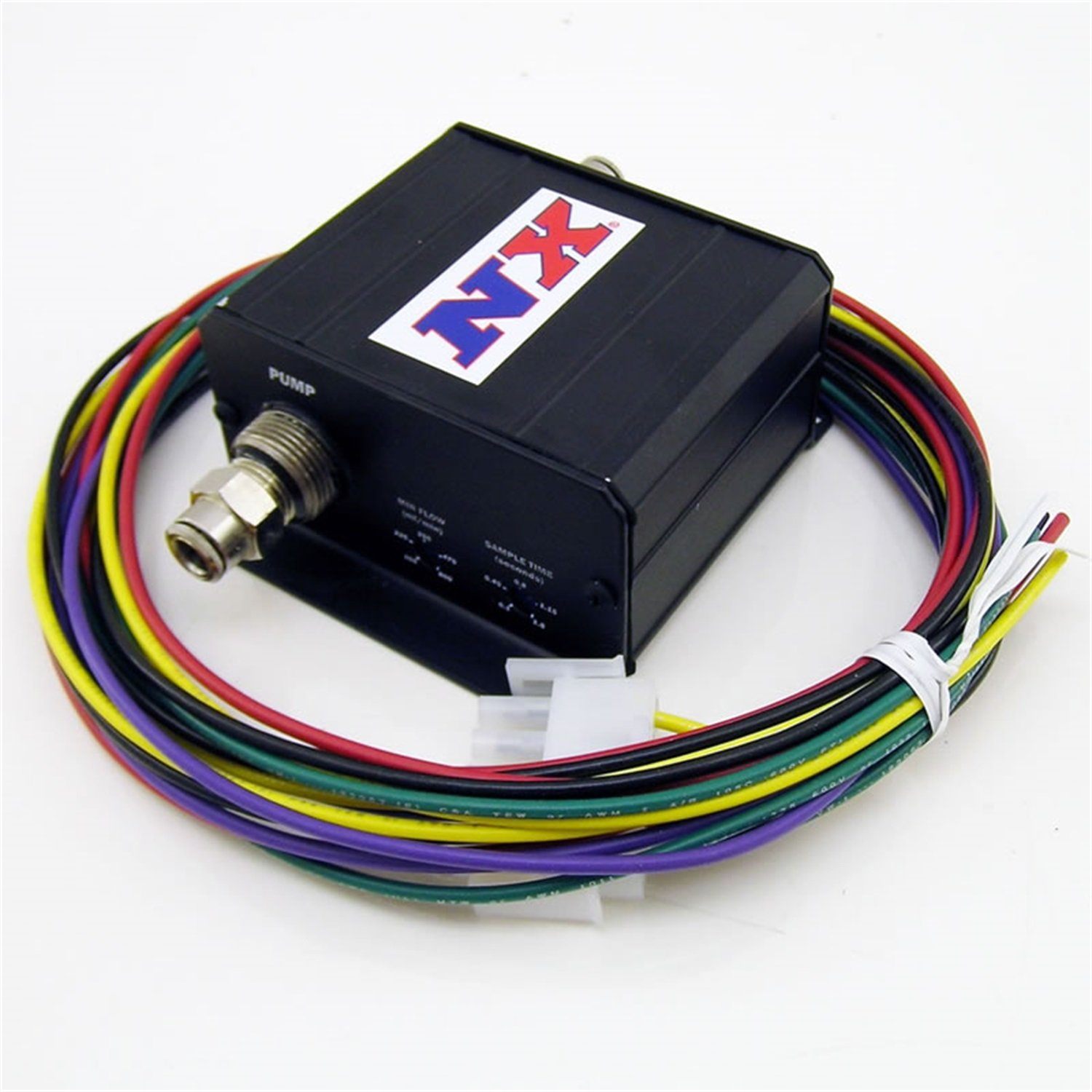 Nitrous Express 15040 Low Flow Safety Switch for Water-Methanol Injection System