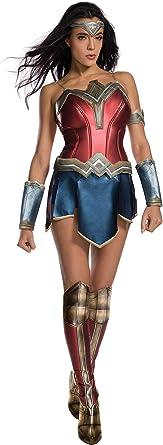 Rubies - Disfraz de Wonder Woman Fancy Vestido, Talla M (820669-M ...