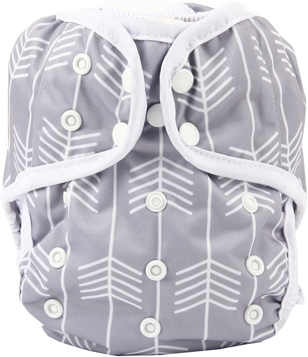 Sigzagor Baby Diaper Cover Nappy One Size 8lbs to 36lbs