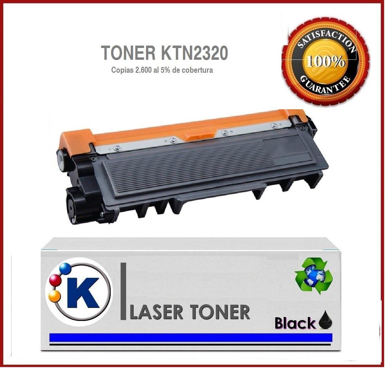 TN2320, Toner Brother DCPL2520DW, (DCPL2520DW SERIES). Envio desde ...