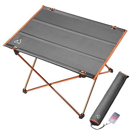 RapidePortable Ultra Pour Et Monter De Compact Terra Table Secondes Hiker La Camping Légère Au Rangement30 Nomade Pliante Très VUzMqpS