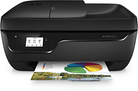 HP OfficeJet 3830 - Impresora multifunción de tinta (WiFi, B/N 20 ...