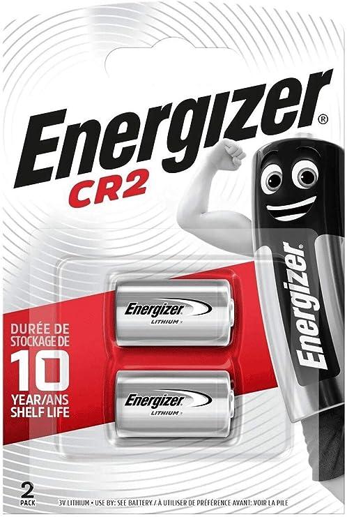 Energizer Cr2 Lithium Batteries 2 Pieces Elektronik