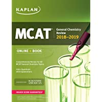 MCAT General Chemistry Review 2018-2019: Online + Book