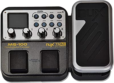 NUX MG-100 Multi Effects Pedal