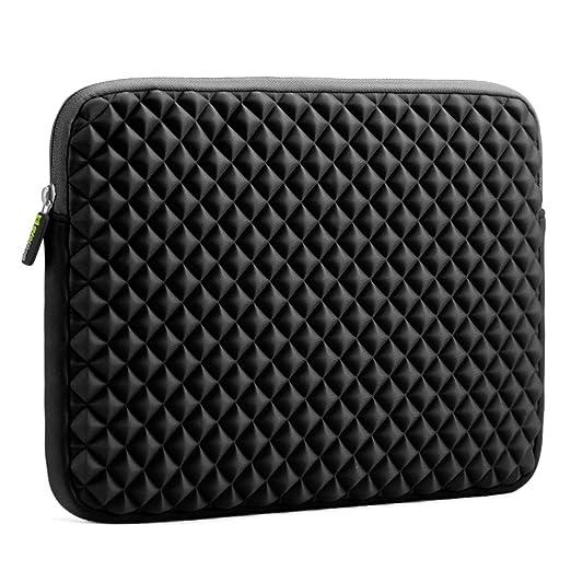 69 opinioni per Evecase 11.6-12.5 pollici Diamante Schiuma Neoprene Laptop Sleeve borsa /
