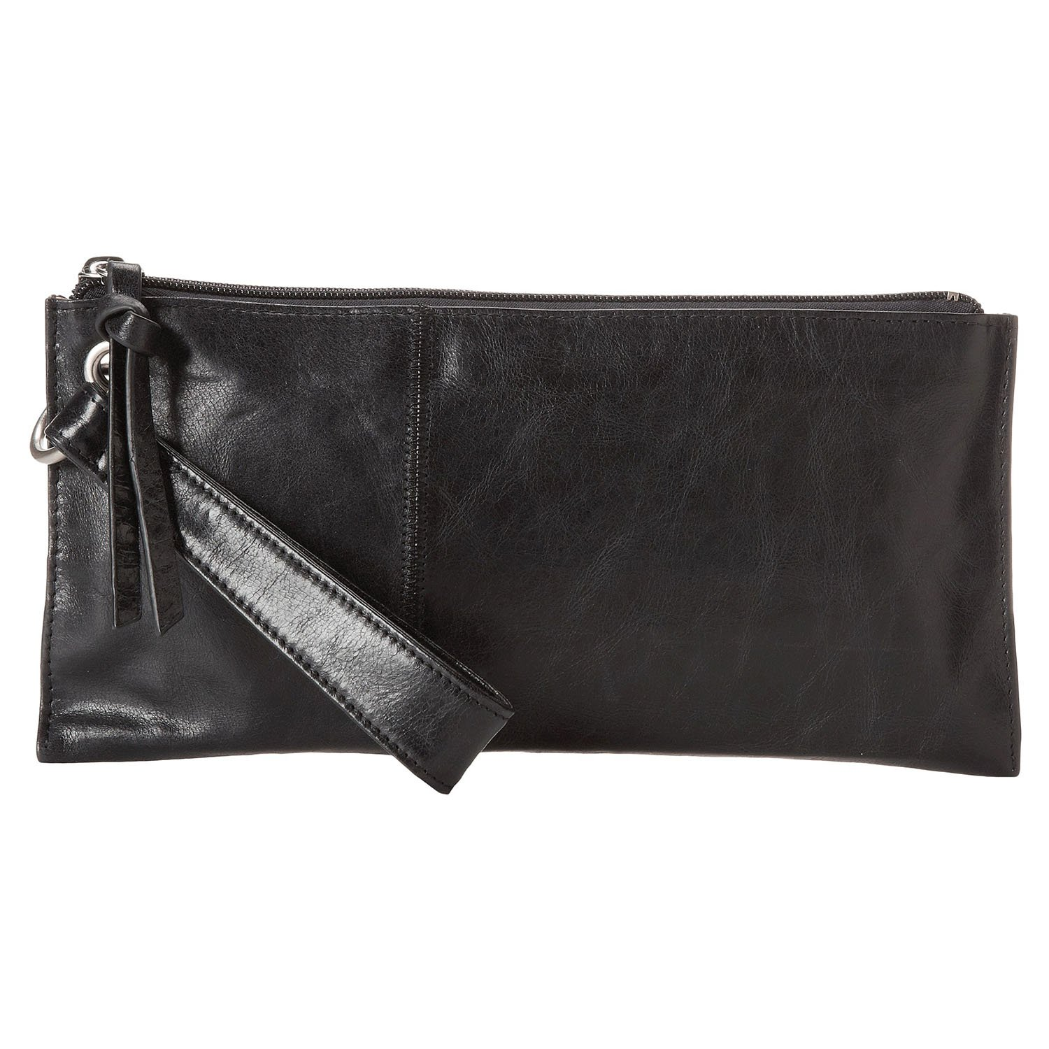 HOBO Vintage Vida Clutch,Black,One Size by HOBO
