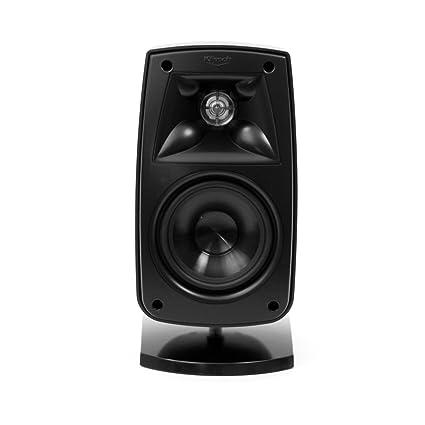 Klipsch Quintet Satellite Bookshelf Speaker Single Black HG Discontinued By Manufacturer