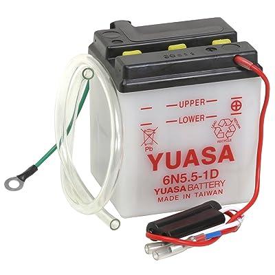 Yuasa YUAM2655B 6N5.5-1D Battery: Automotive