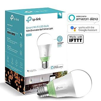 Tp Link Smarte Wlan Glühbirne E27 10w Funktioniert Mit Amazon
