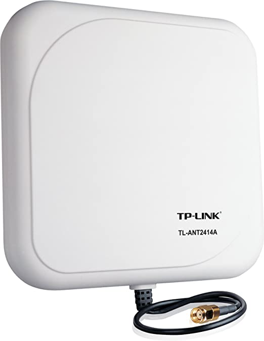 189 opinioni per TP-Link TL-ANT2414A Antenna Direzionale da Esterno, 2.4 Ghz, 14 dBi, Connettore