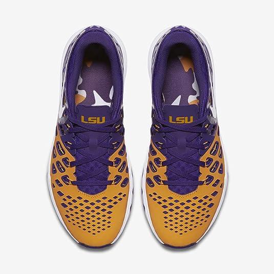 Amazon.com | Nike Men's Train Speed 4 AMP Training Shoes LSU Tigers Size  9.5 | Fitness & Cross-Training