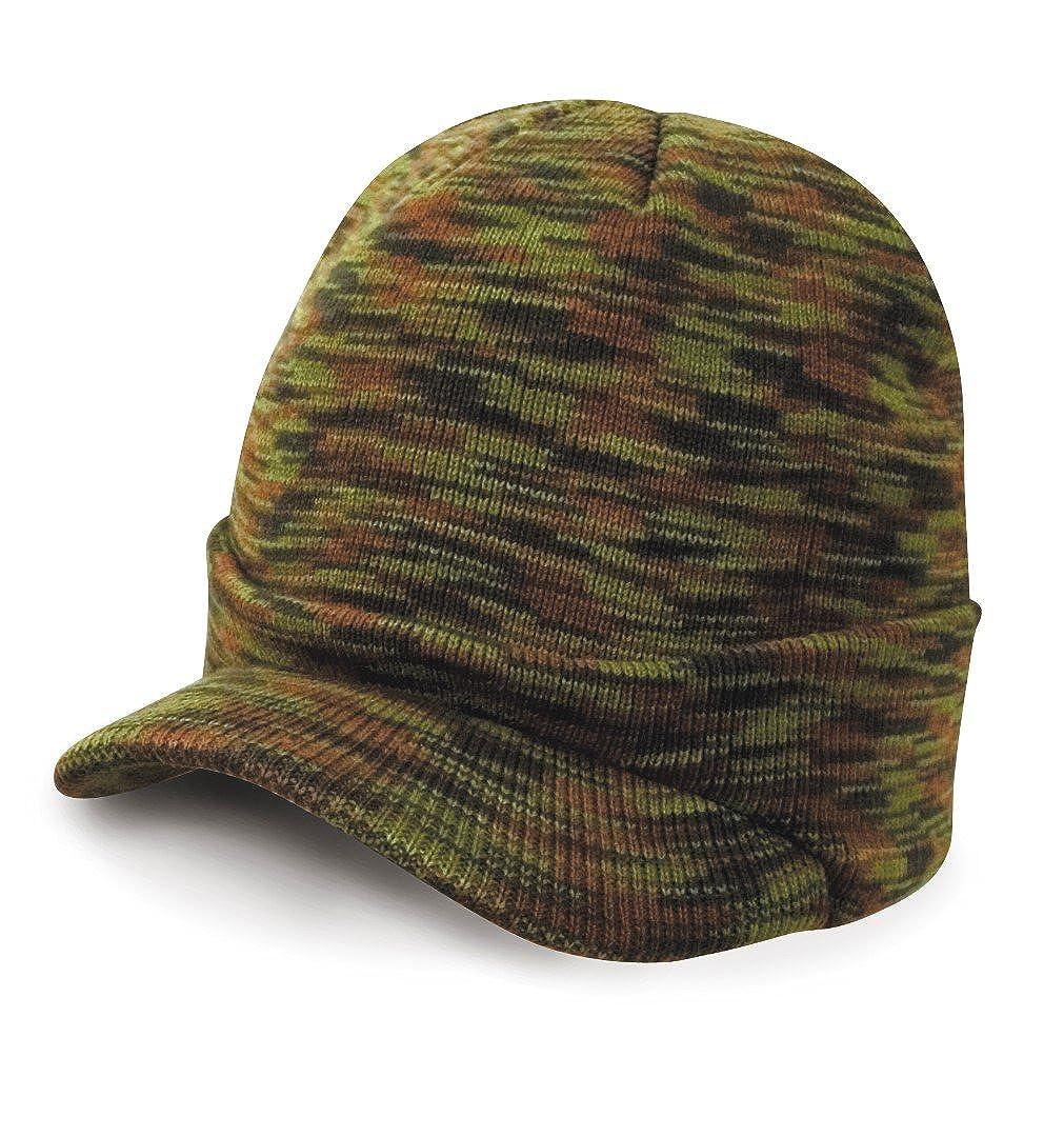 4 SIZES BLACK UNISEX /'SOFT FEEL/'  PRE-FORMED PEAK FLAT CAP