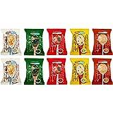 コスモス食品 Nature Future フリーズドライスープ 5つの味よくばりセット ×2 (10食)