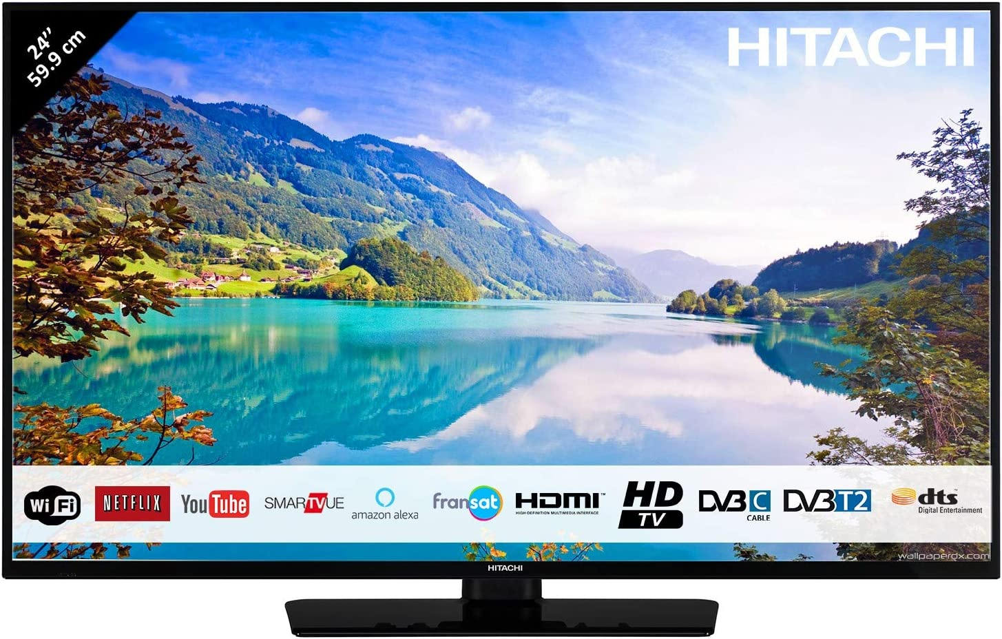 Hitachi TV LED 24HE2001 24
