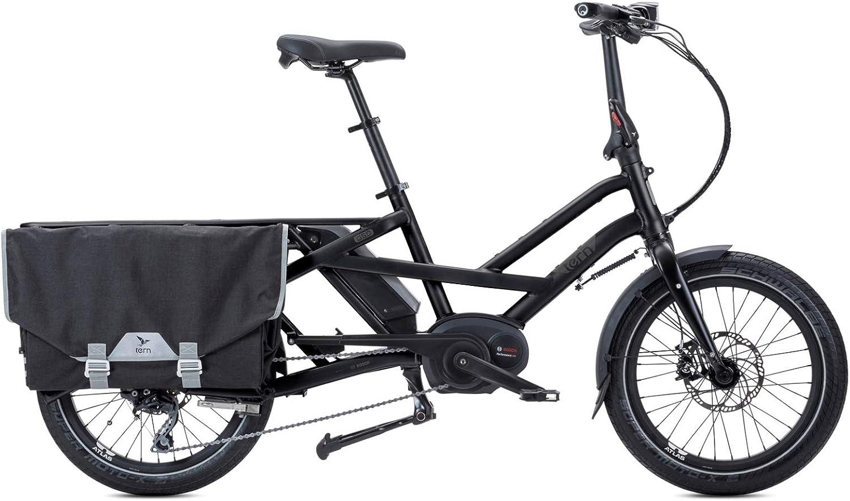 Tern Unisex Fahrrad GSD S10 E-Bike Lastenrad, 10 Gang, 20