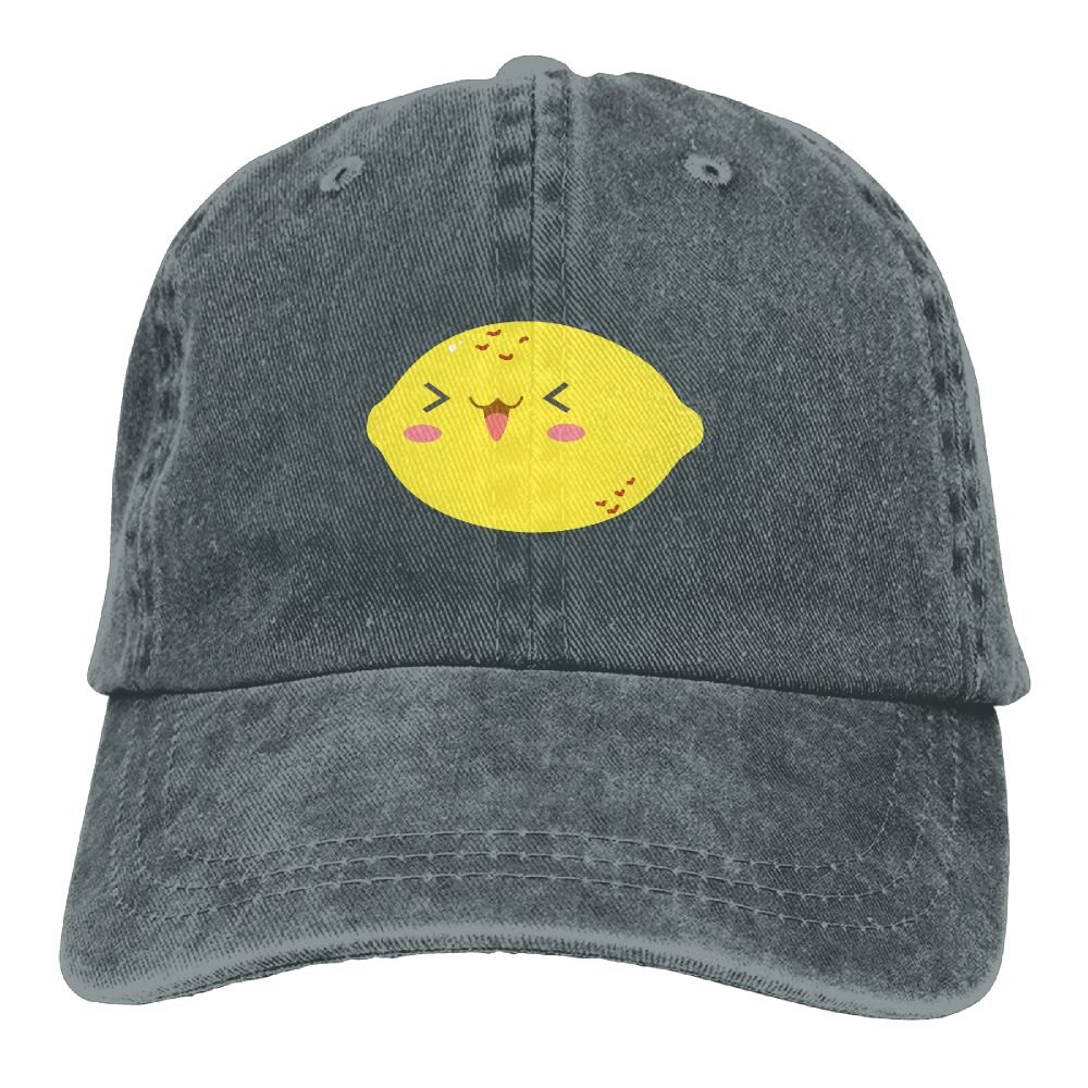 Michgton Cute Smile Lemon Unisex Cool Adjustable Baseball Cap Dad Hat at  Amazon Men s Clothing store  02359ea2a1f