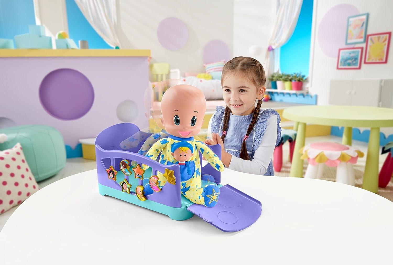 Amazon.es: Cleo y Cuquin - Cuquin ¡Vamos a la Cama! (Mattel GBN43): Juguetes y juegos