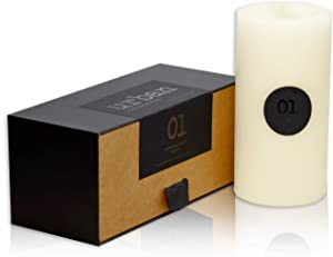 DECOCANDLES Urban Concepts Tranquility - Lemongrass & Wild Basil - Highly Scented Soy Candle - Long Lasting - Hand Poured in USA - Signature Scent for The Amanyara Resort Turks & Caicos - 9 Oz
