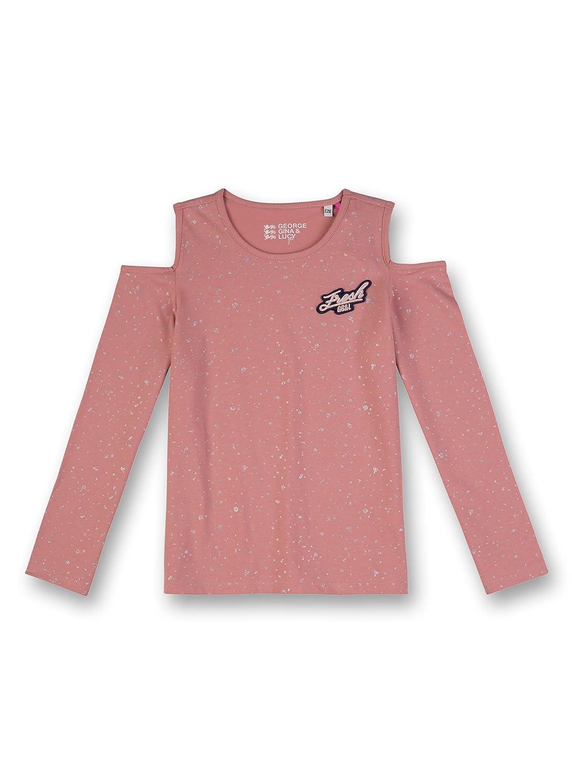 GEORGE GINA /& LUCY GIRLS Shirt Maglietta a Maniche Lunghe Bambina