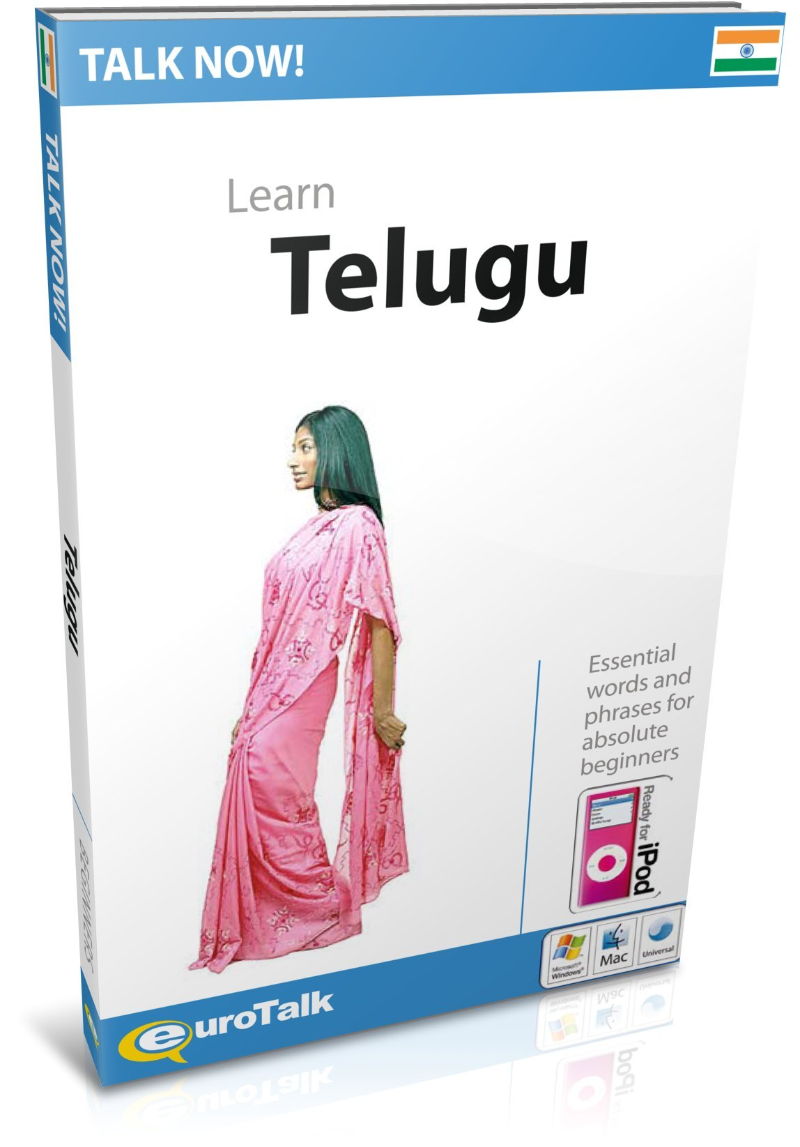 Buy Talk Now! Learn Telugu: Beginners Book Online at Low Prices in ...
