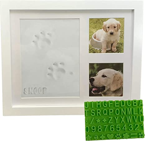 I LOVE MY CAT PICTURE PHOTO FRAME FREE STANDING GIFT SET BOX DECOR MANTEL NEW