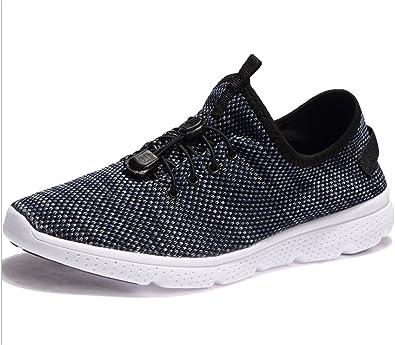 Zapatos Para Correr EN Montaña Transpirable Aire Libre y Deportes Zapatillas de Running Padel Para Hombre