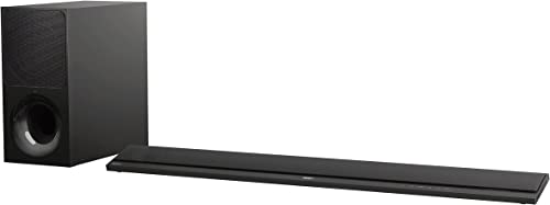 Sony CT800 Powerful Sound bar with 4K HDR, Google Home Support, and Wireless Subwoofer HT-CT800