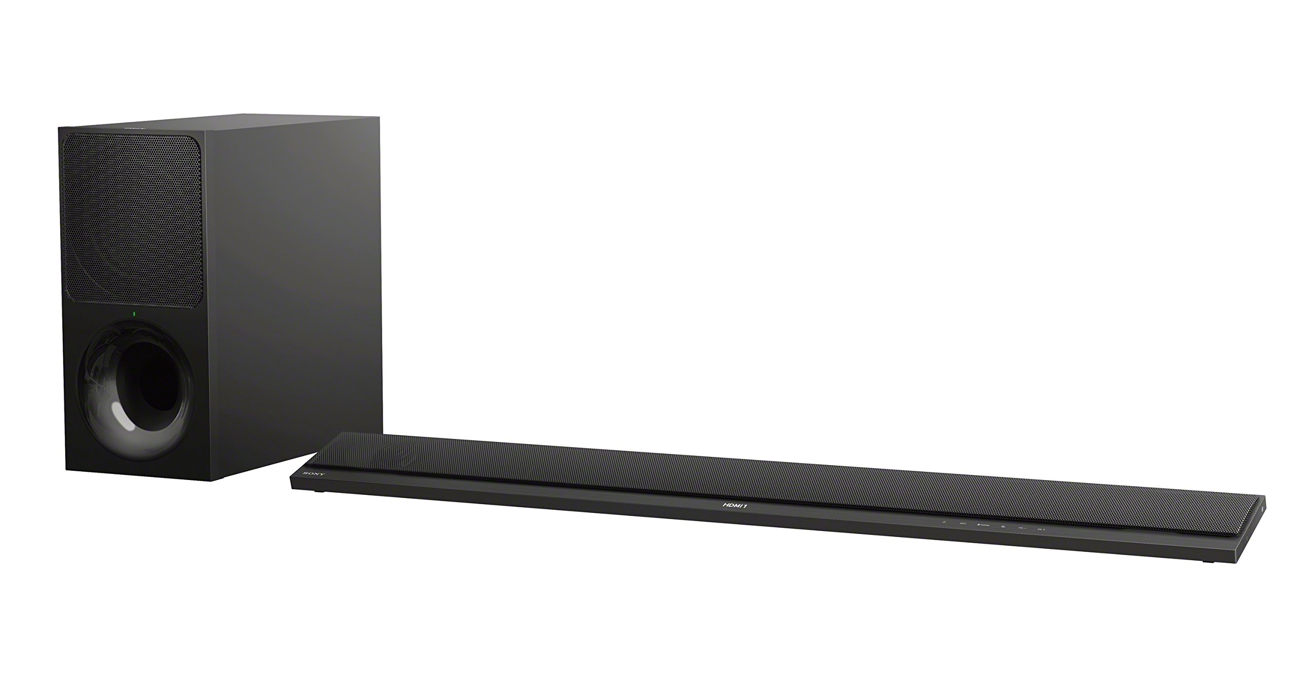 Sony CT800 Powerful sound bar with 4K HDR and Google Home Support (2017 model) by Sony