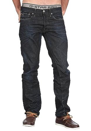 G-STAR RAW Mens 3301 Straight Jeans