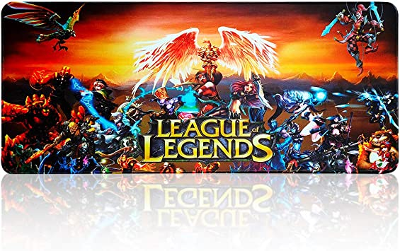 XXL Gaming mouse pad Office desk mat Gamer gaming XL Extended mouse pad League of Legends,LoL