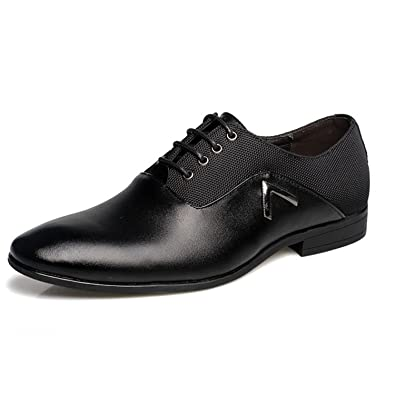 Gentleman Oxford Men Leather Shoes Summer Male Flats Bullock Zapatillas Hombre Dress Black Brown Size 35