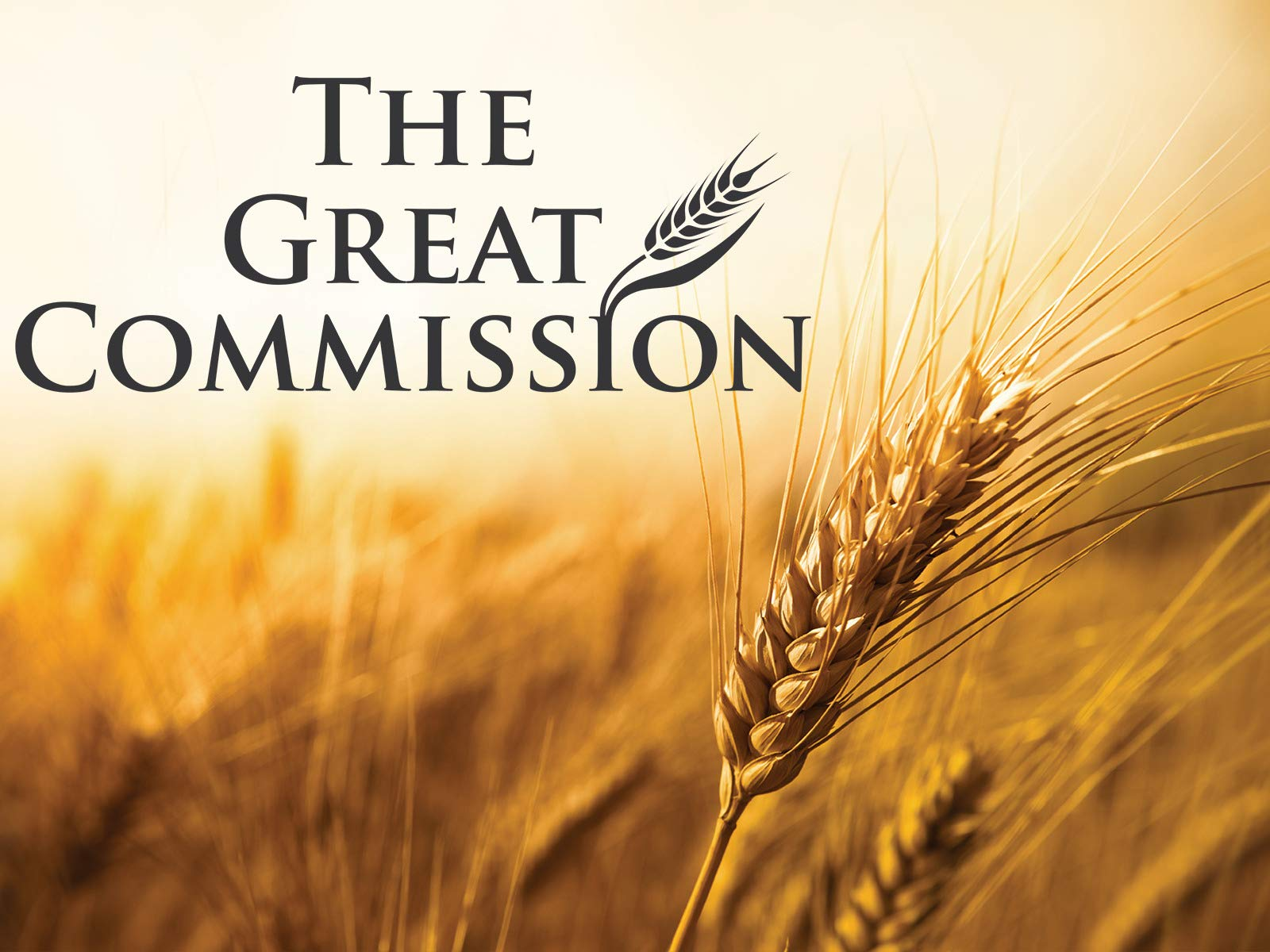 Watch The Great Commission | Prime Video