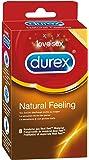 Durex Kondome Natural Feeling, 1er Pack (1 x 8 Stück)