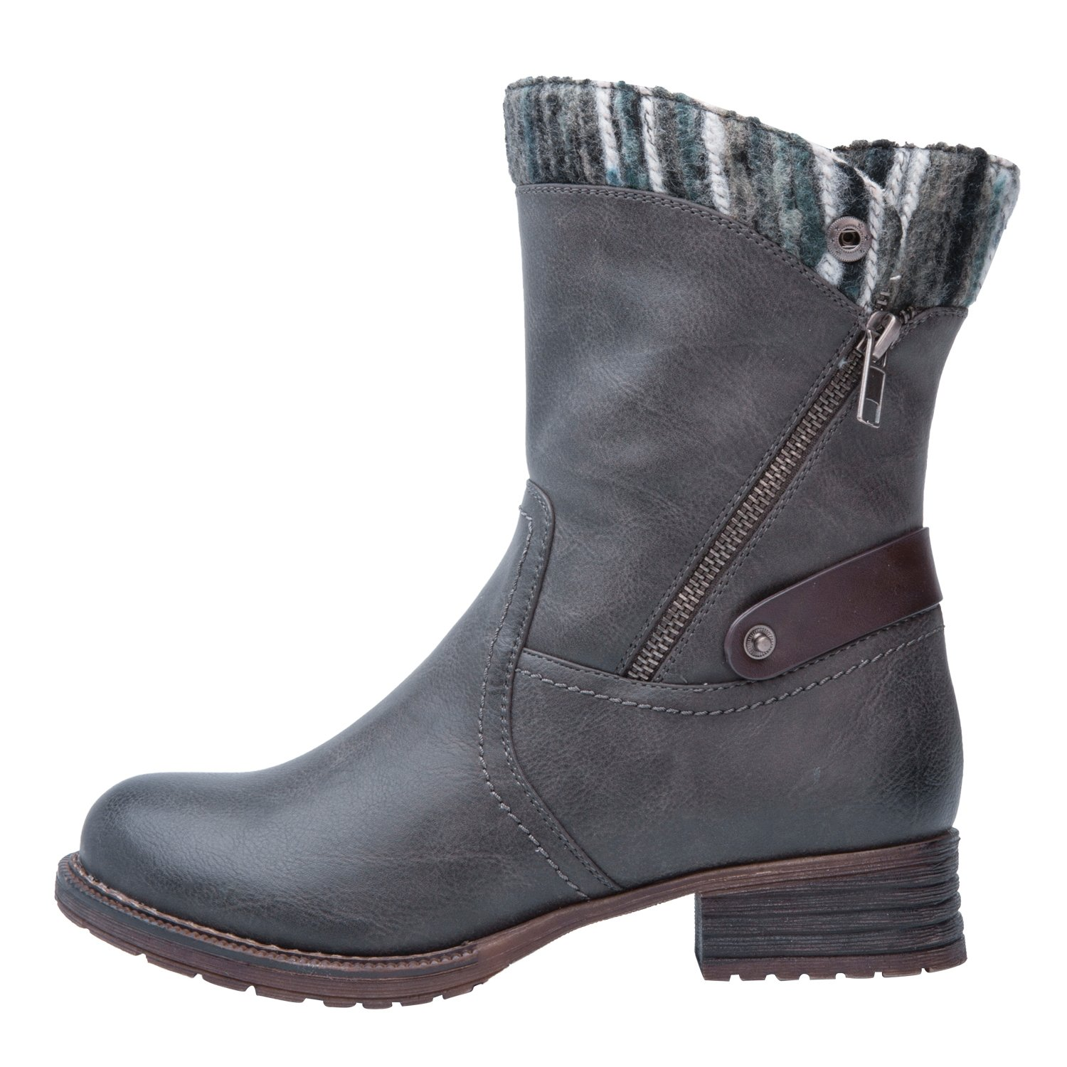 Global Win GLOBALWIN Women's KadiMaya16YY26 Boots B01HN71UGU 8.5 B(M) US|Grey