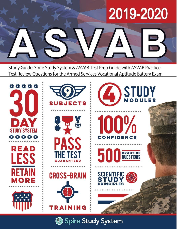 Buy ASVAB Study Guide 2019-2020 by Spire Study System: ASVAB