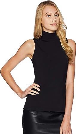 0537042b263ba Amazon.com  Susana Monaco Womens High Neck Sleeveless Top  Clothing
