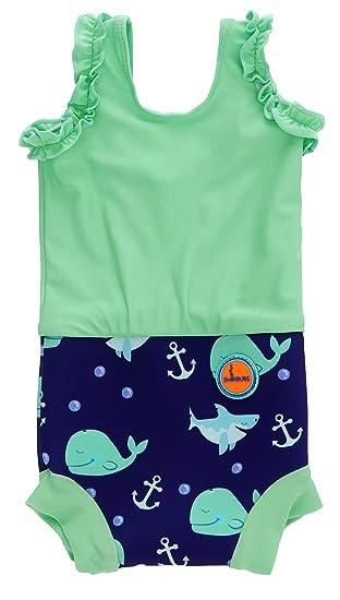 Swimbubs Warm Baby Swimming Wrap Toddler Wetsuit Boys Warmsuit Girls UV Swimsuit