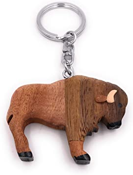 Flaschenöffner Stier Ochse Bulle Bull Geschenk Souvenir Schlüsselanhänger