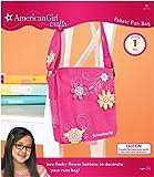 American Girl Crafts Fun Fabric Bag Warm Colors